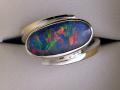 opal_ring_doublet_silver_oblong