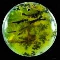 African green Opal Pendant 10