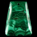 Malachite Pendant bead