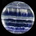 Rainbow Fluorite Pendant 2